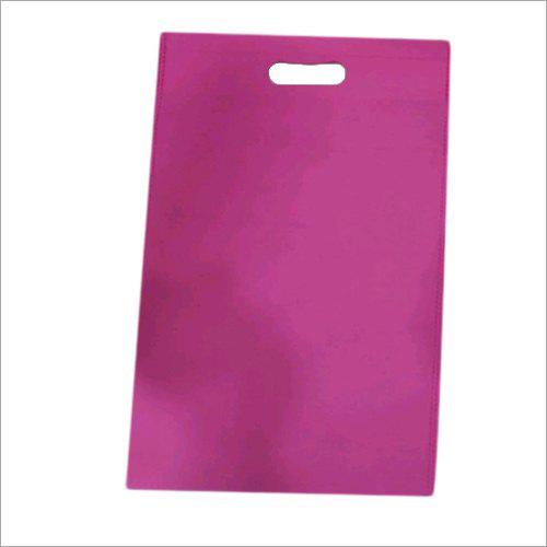 D Cut Non Woven Packaging Bag