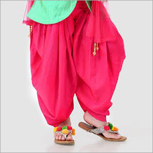 Girls Patiala Pant