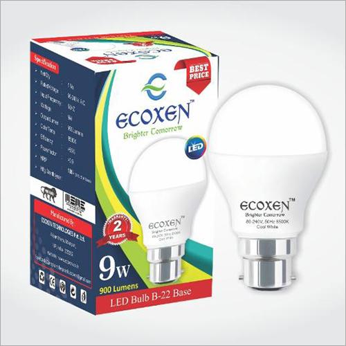 9W Led Bulb