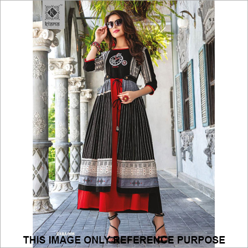 Ladies Party Wear Kurti