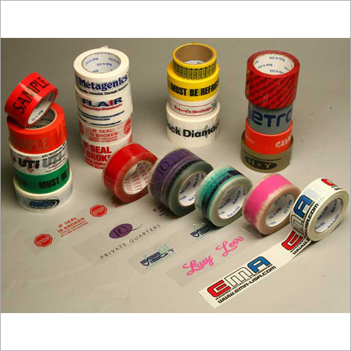 Custom Printed Tapes