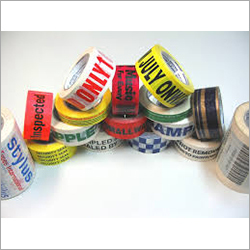 Printed Advertising Tape