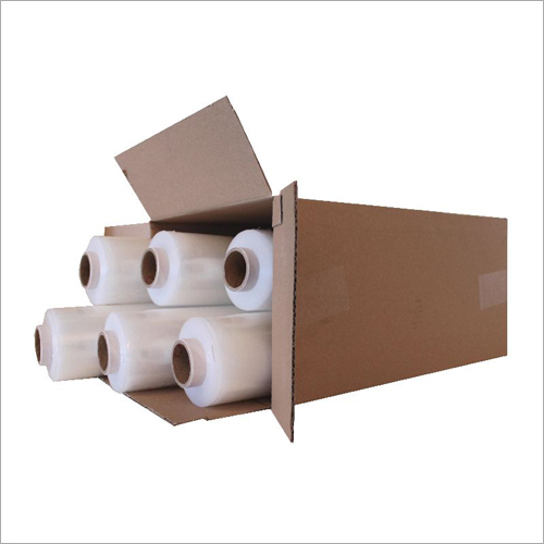 Transparent Stretch Film Roll