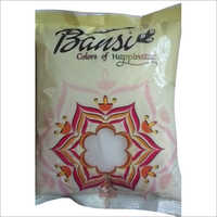 White Rangoli Powder