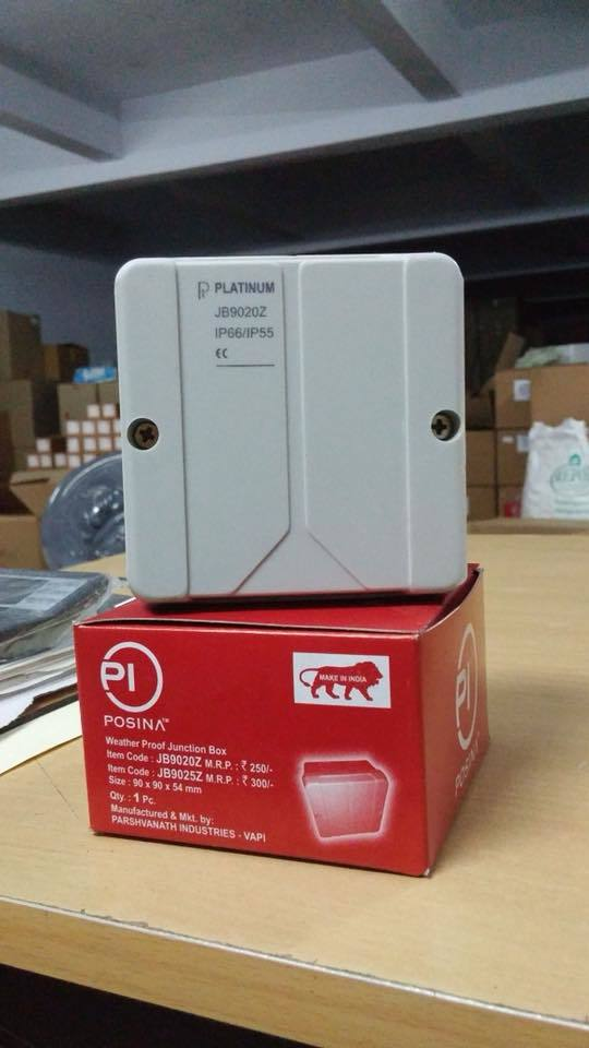 Weather Proof Electrical Junction Box