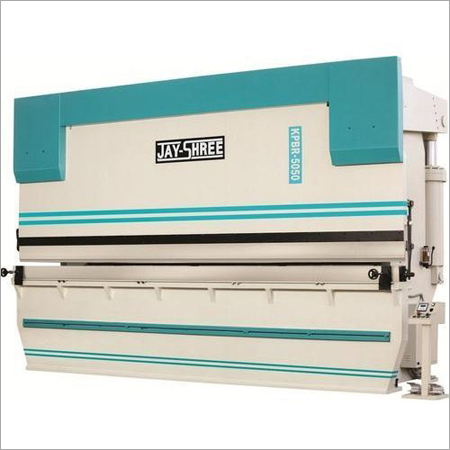JPBR 5050 Hydraulic Press Brake Machine