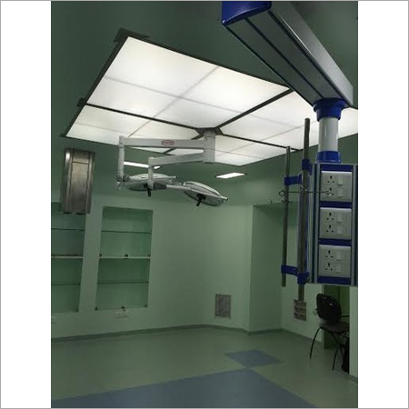 Laminar Air Flow Room