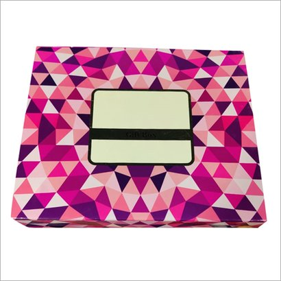 Pink Cosmetic Packaging Box