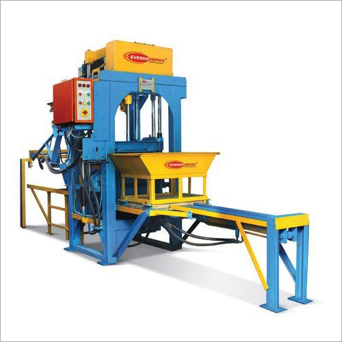 Automatic Cement Bricks Making Machines
