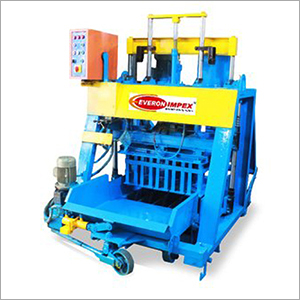Solid Double Hollow Block Making Machine