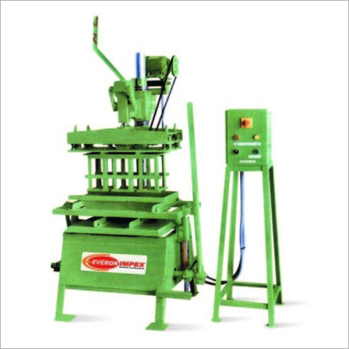 Manual Block Making Machines