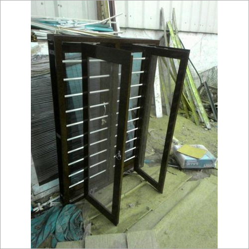 GI Metal Window Grill