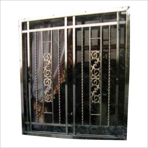 Mild Steel Window Grill