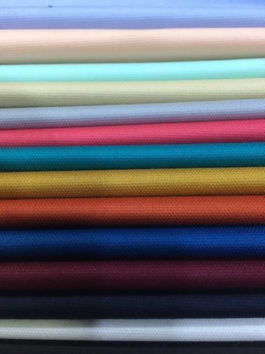 Fancy Plain Cotton Fabric