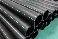 HDPE PIPE FOR WATER SUPPLY,SEWERAGE,PHED,CONSTRUCTION 32 M.M TO 400 M.M