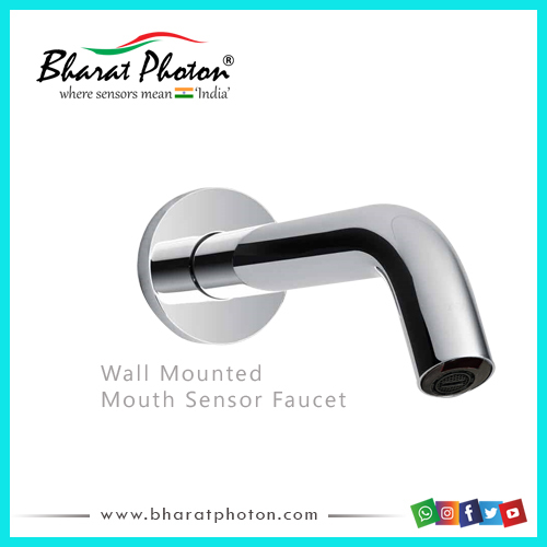 Wall Mounted Sensor Faucet