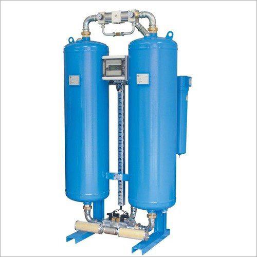 Industrial Desiccant Heatless Air Dryer