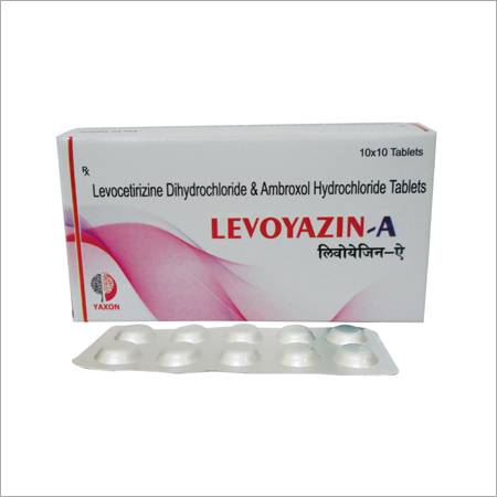 LEVOYAZIN-A  TABLET