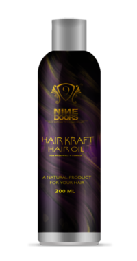 Hair Kraft Hair Oil