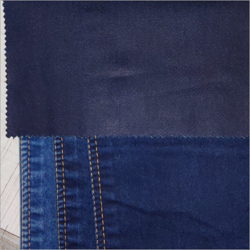 Stylish Knitted Denim Fabric