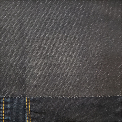 Dark IBST Denim Fabric