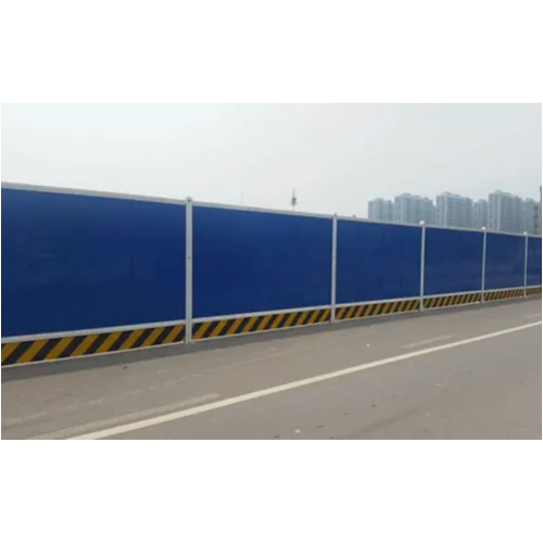 COLOR STEEL PLATE NOISE BARRIER