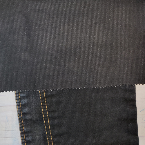Black Jeans Denim Fabric