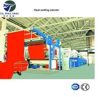 Textile  Type Hot Air Stenter Setting Machine