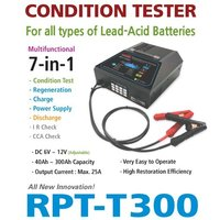 RPT-T300 Battery Condition Tester & Regeneration System