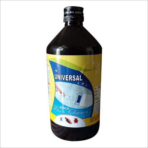Black Phenyl Floor Cleaner