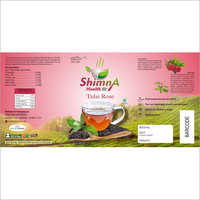 Tulsi Rose Green Tea