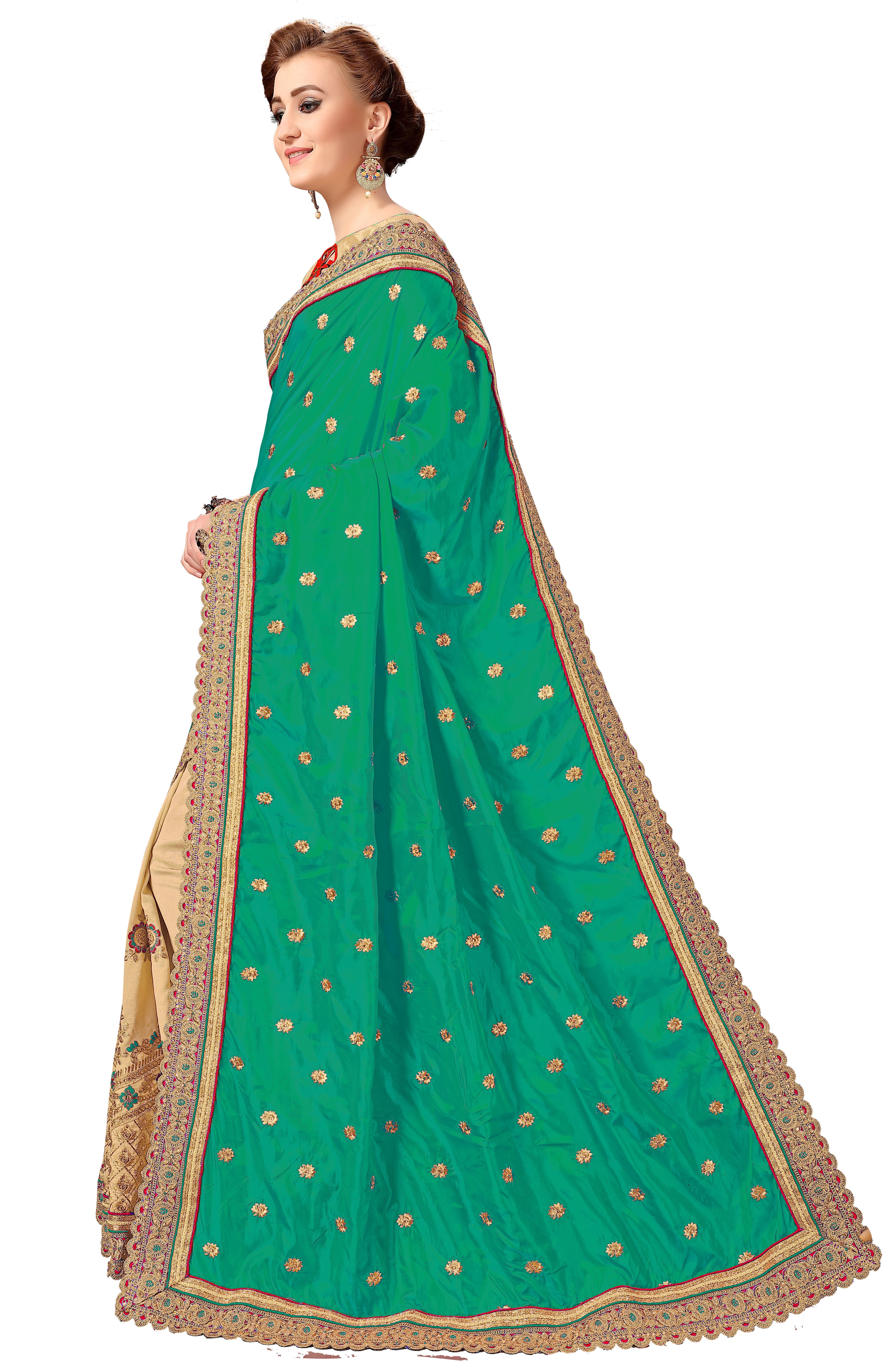 Silk Satin Saree Collection