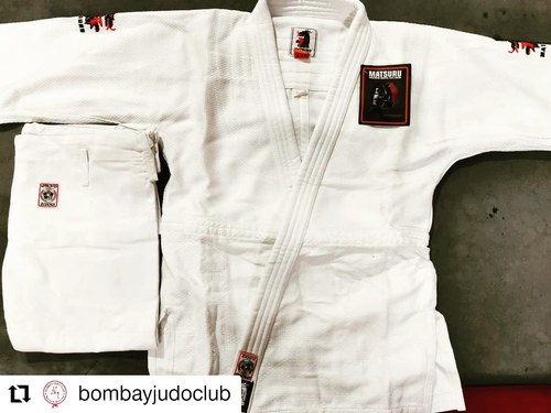 INTERNATIONAL JUDO FEDERATION APPROVED MATSURU  JUDO UNIFORM