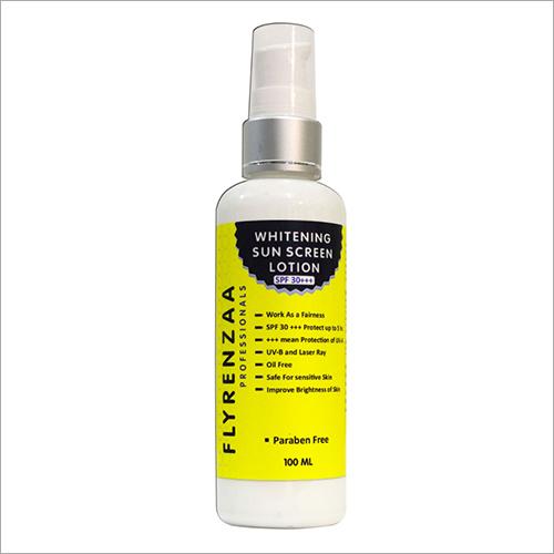 100ml Sunscreen Lotion