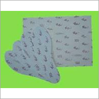Shoes Insole Sheet