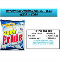 3 KG Blue Detergent Powder