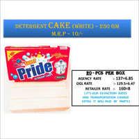 250 GM White Detergent Cake