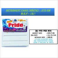 275 GM White Detergent Cake
