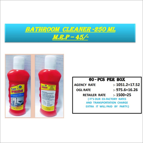 250 ML Bathroom Cleaner