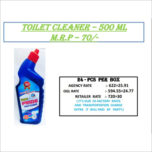 500 ML Toilet Cleaner