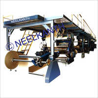 3 Ply Automatic Corrugated Board Plant