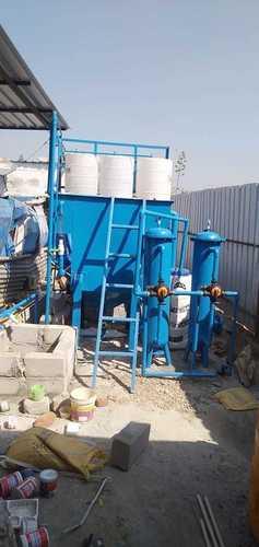 Hospital Industry Effluent Water Treatment Plant