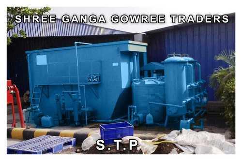 STP Treatment Plant