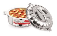 1500ml Steel Serving Hot Pot