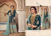 Baluming Georgette Suit