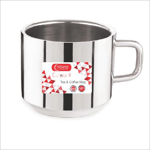 Steel Tea Mug