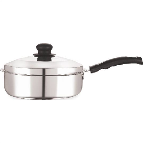 STAINLESS STEEL FRY PAN 2LTR 24 CM