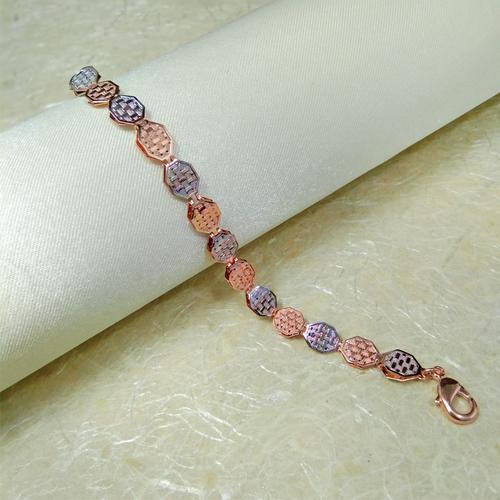 Immitation Jewellery Two-tone Bracelet