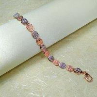 Imitation Jewellery Two-tone Bracelet