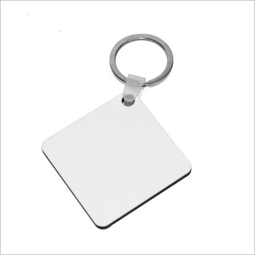 Customized Sublimation Keychain